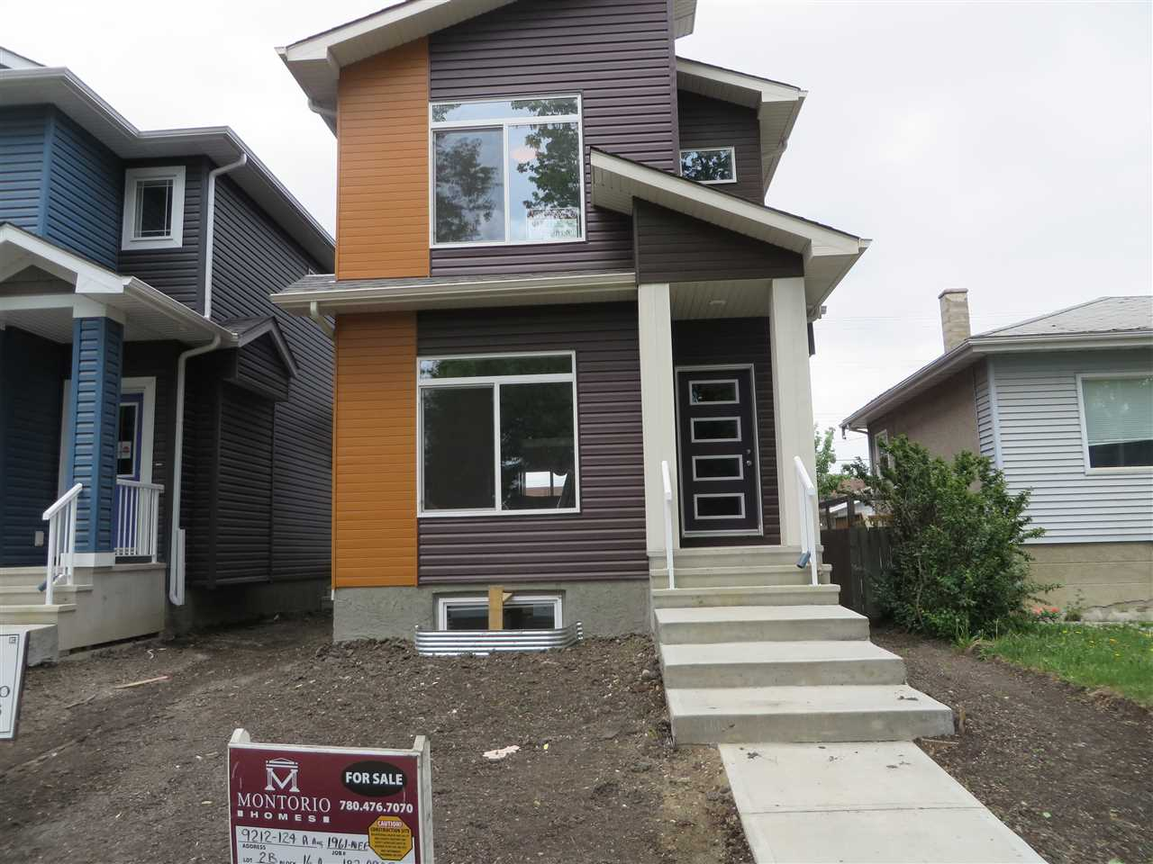 MLS® listing #E4147493 for sale located at 9212 124A Avenue