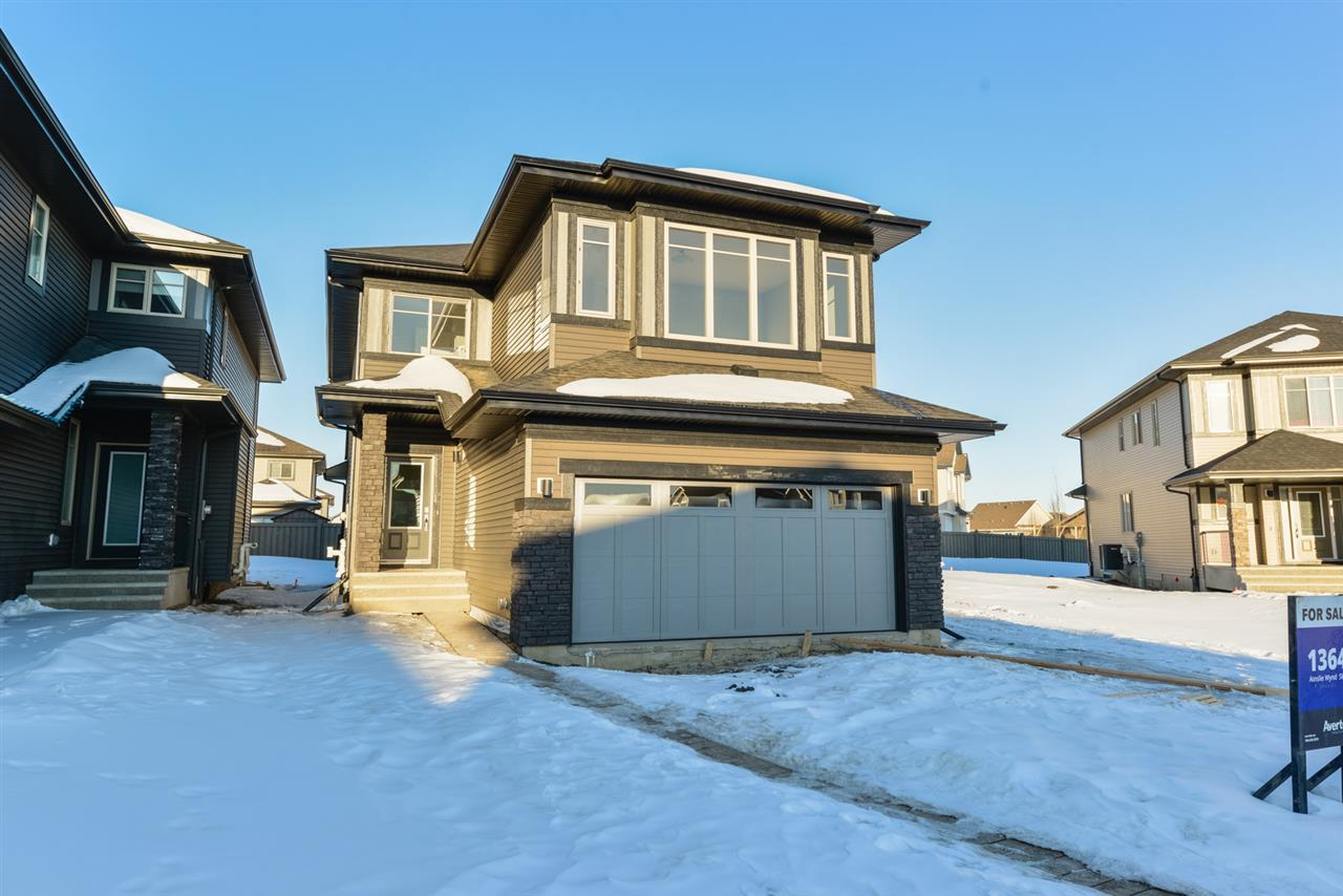 MLS® listing #E4147494 for sale located at 1364 AINSLIE Wynd