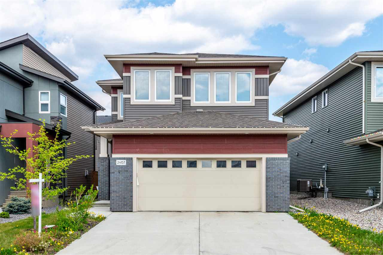 MLS® listing #E4147496 for sale located at 2467 WARE Crescent