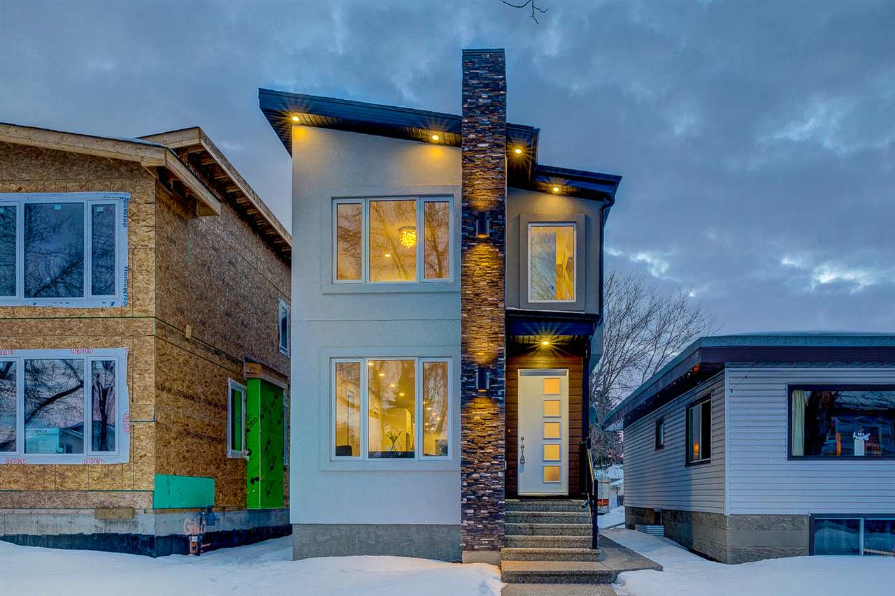 MLS® listing #E4147527 for sale located at 9742 152 Street
