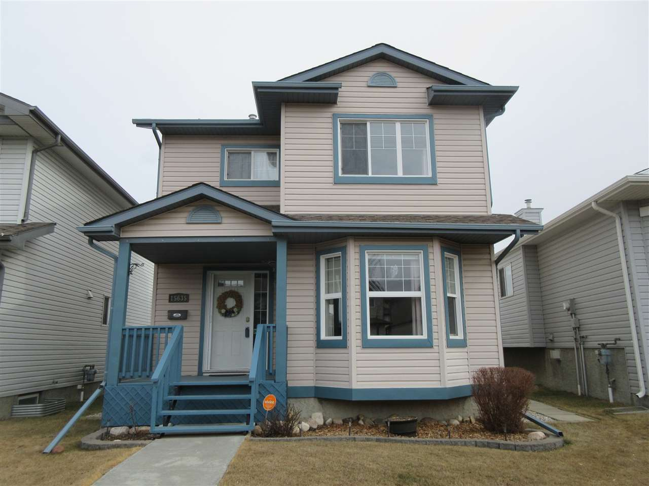 MLS® listing #E4147541 for sale located at 15635 45 Street