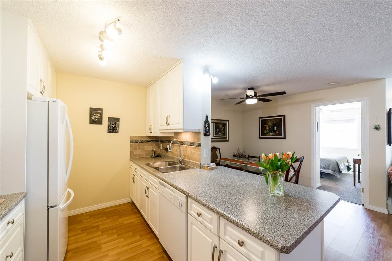 MLS® listing #E4147550 for sale located at 126 17459 98A Avenue