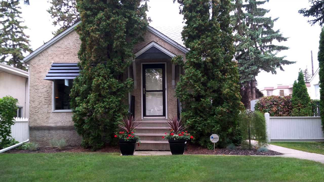 MLS® listing #E4147571 for sale located at 12212 96 Street NW