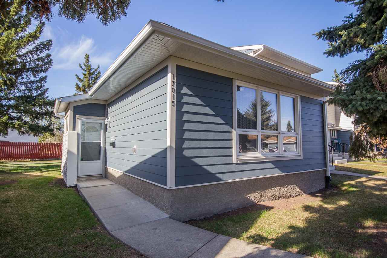 MLS® listing #E4147573 for sale located at 17015 100 Street
