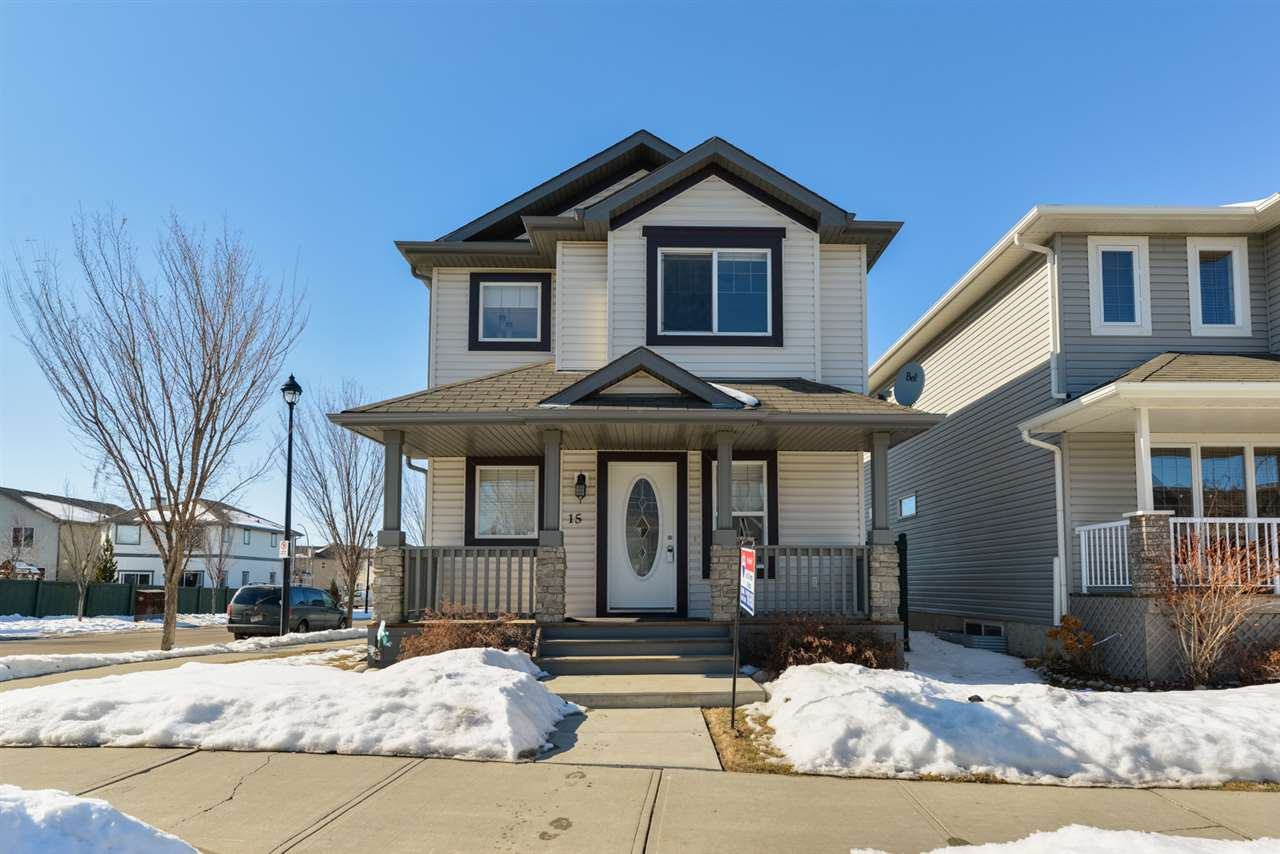 MLS® listing #E4147574 for sale located at 15 VERNON Street
