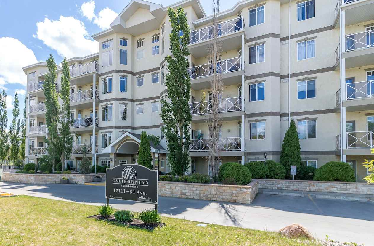 MLS® listing #E4147575 for sale located at 419 12111 51 Avenue