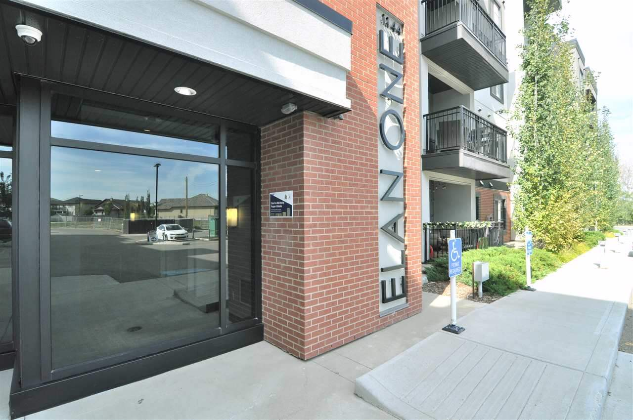 MLS® listing #E4147586 for sale located at 204 1144 ADAMSON Drive