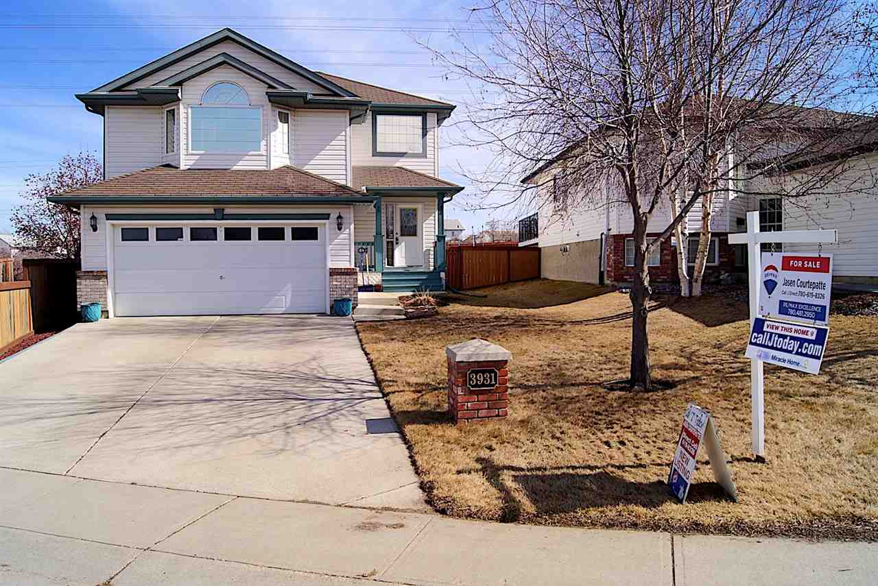 MLS® listing #E4147587 for sale located at 3931 28 Street