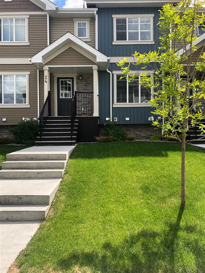 MLS® listing #E4147597 for sale located at 24 9535 217 street