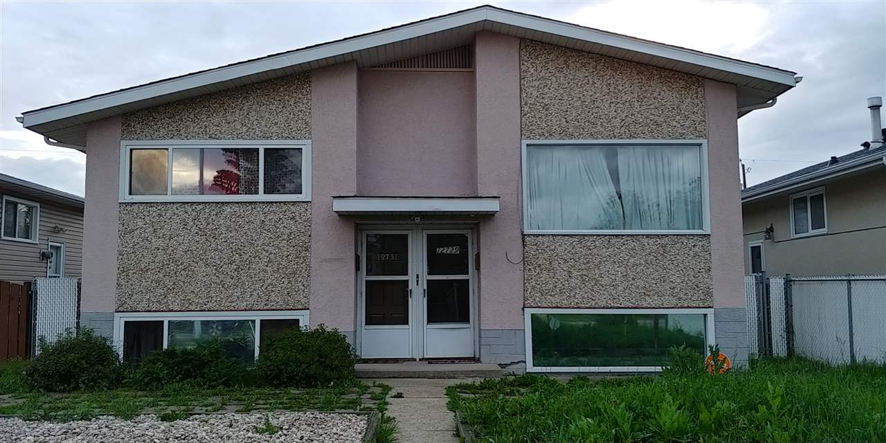 MLS® listing #E4147600 for sale located at 12729 & 12731 89 Street