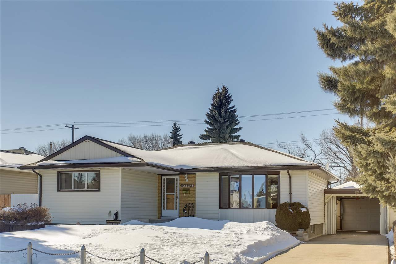 MLS® listing #E4147601 for sale located at 10564 48 Street