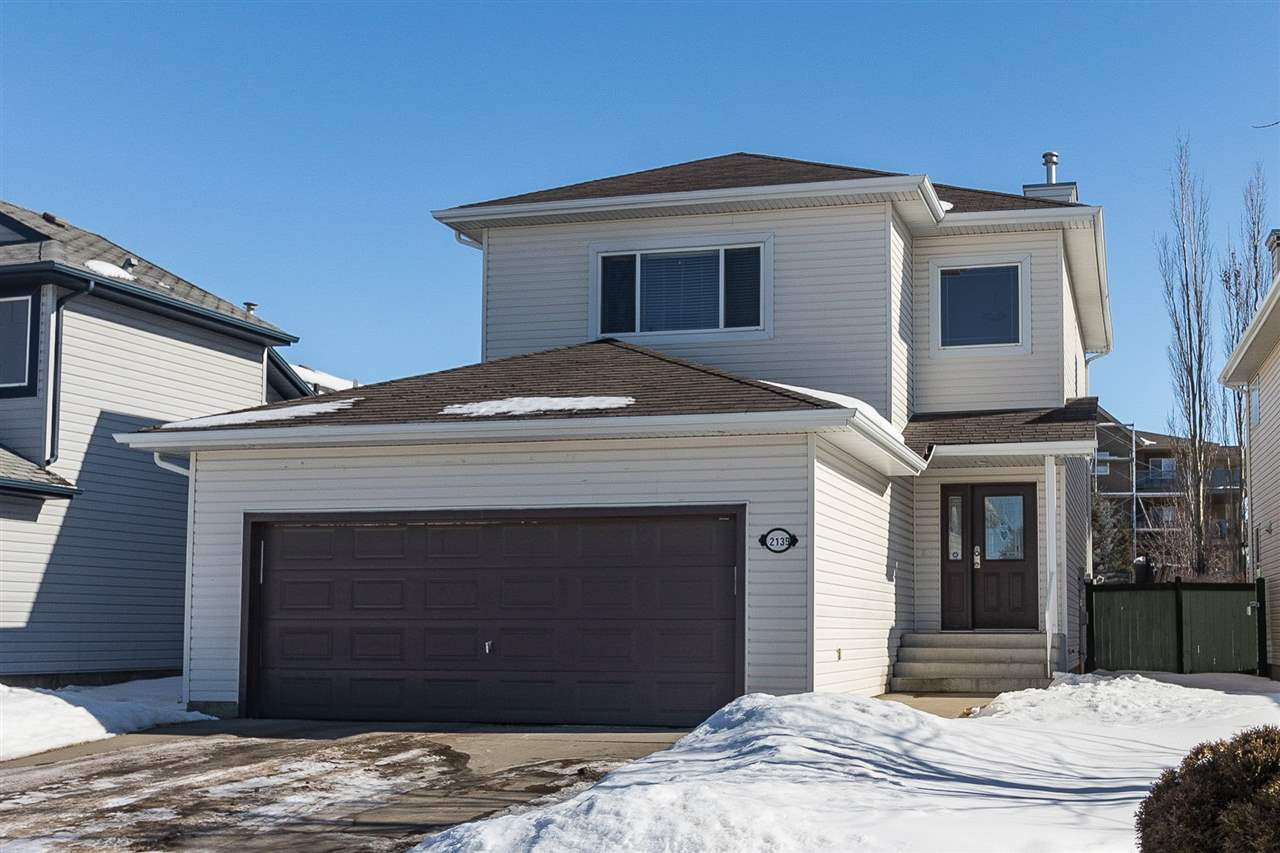 MLS® listing #E4147607 for sale located at 2139 Brennan Crescent