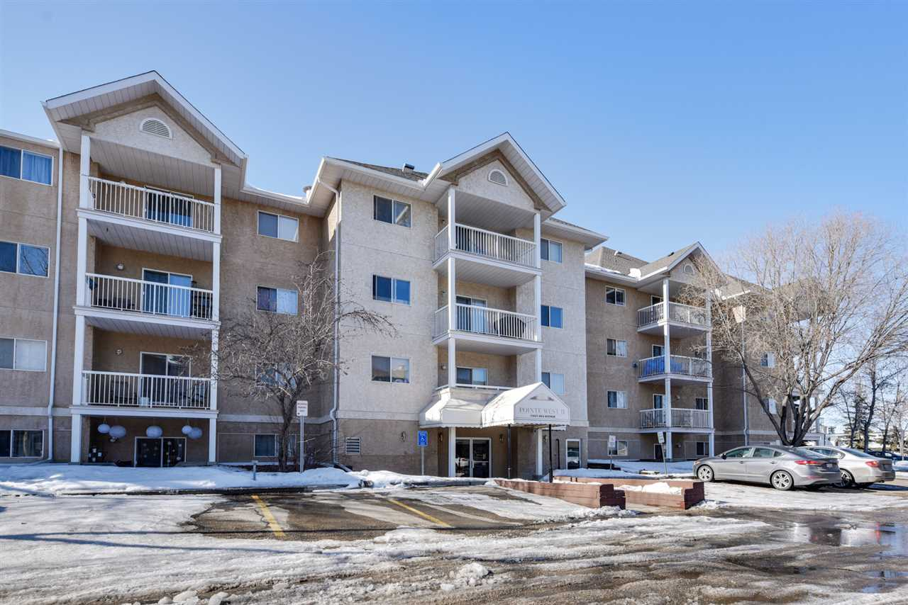 MLS® listing #E4147624 for sale located at 110 17467 98A Avenue