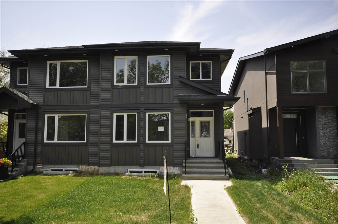 MLS® listing #E4147634 for sale located at 12024 122 Street NW