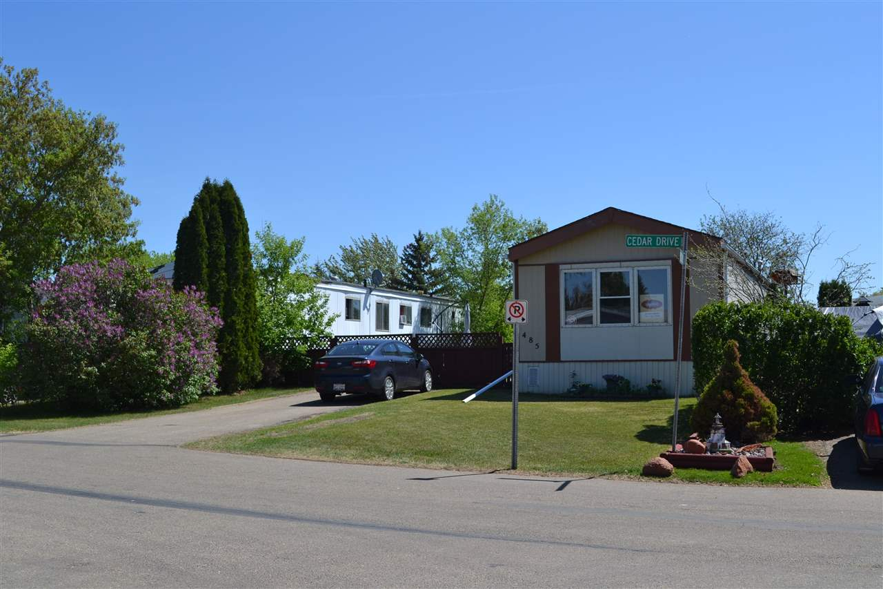 MLS® listing #E4147636 for sale located at 485 Evergreen Park