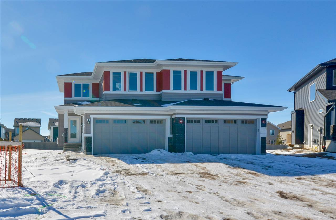 MLS® listing #E4147657 for sale located at 8904 217 Street