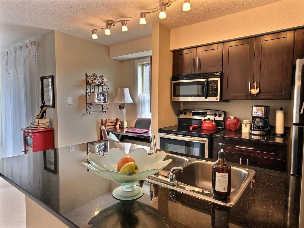 MLS® listing #E4147659 for sale located at 201 1080 MCCONACHIE Boulevard