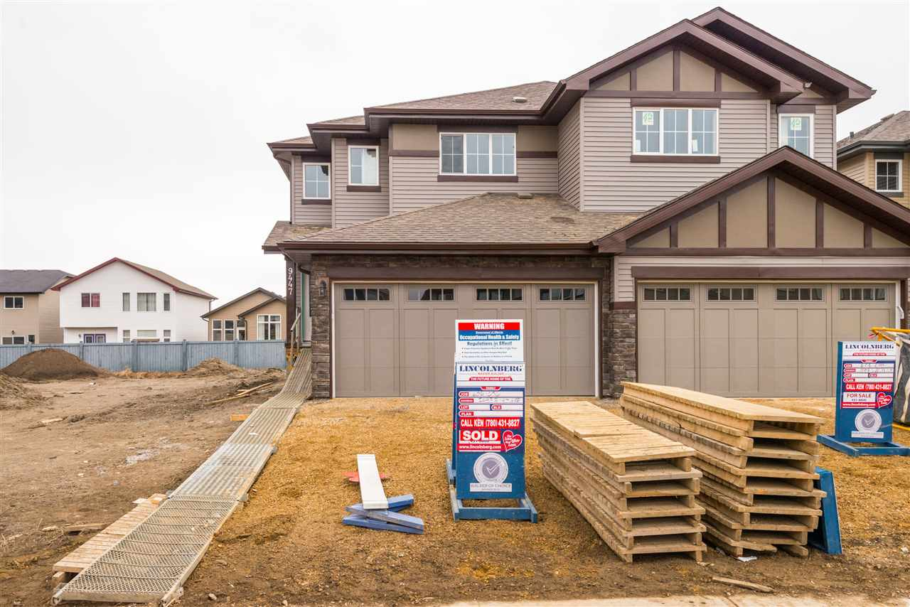 MLS® listing #E4147671 for sale located at 9447 209 Street