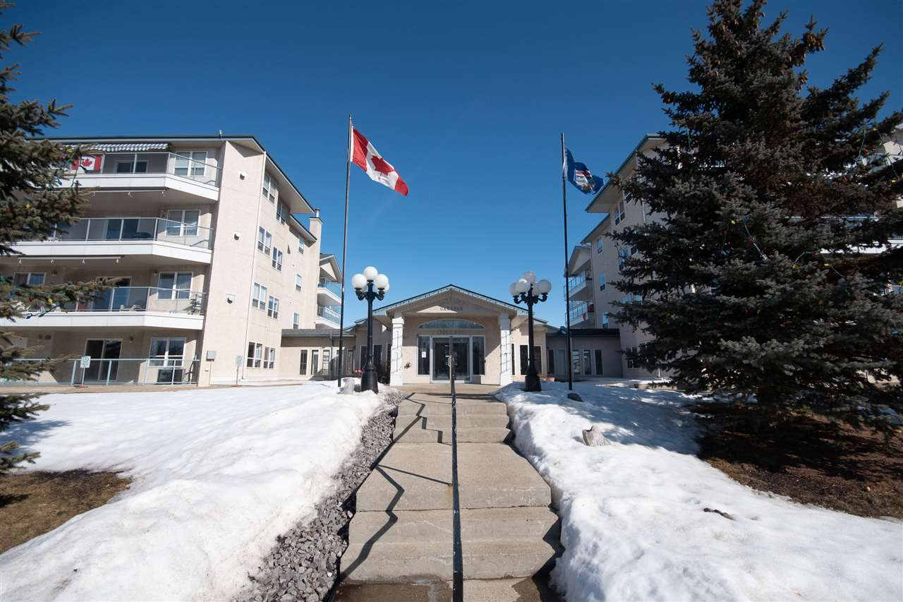 MLS® listing #E4147682 for sale located at 418 9535 176 Street