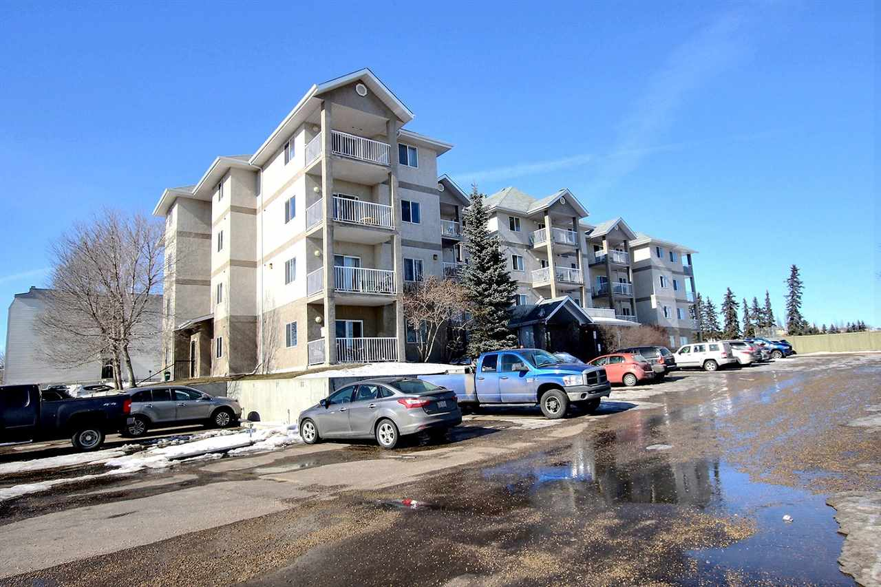 MLS® listing #E4147685 for sale located at 104 14708 50 Street NW
