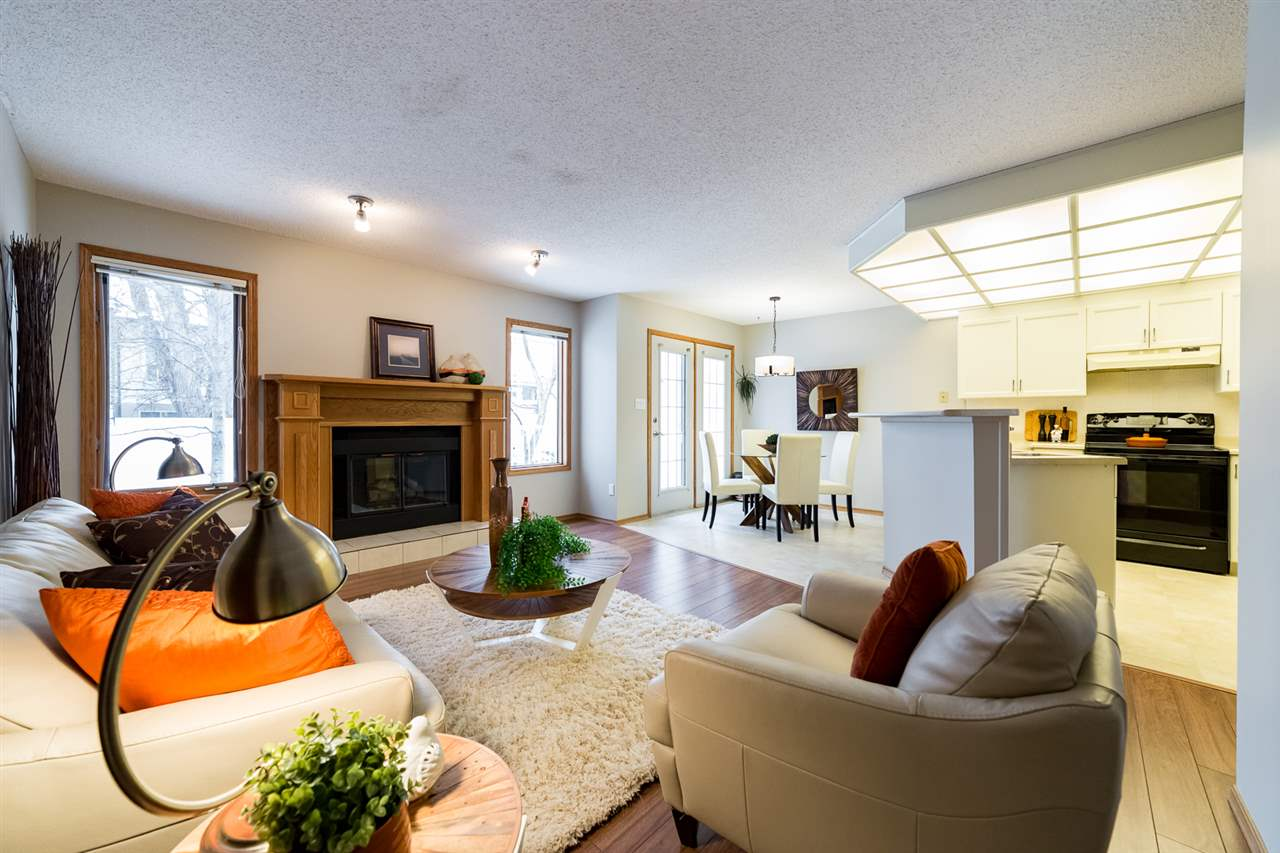 MLS® listing #E4147699 for sale located at 4630 151 Street