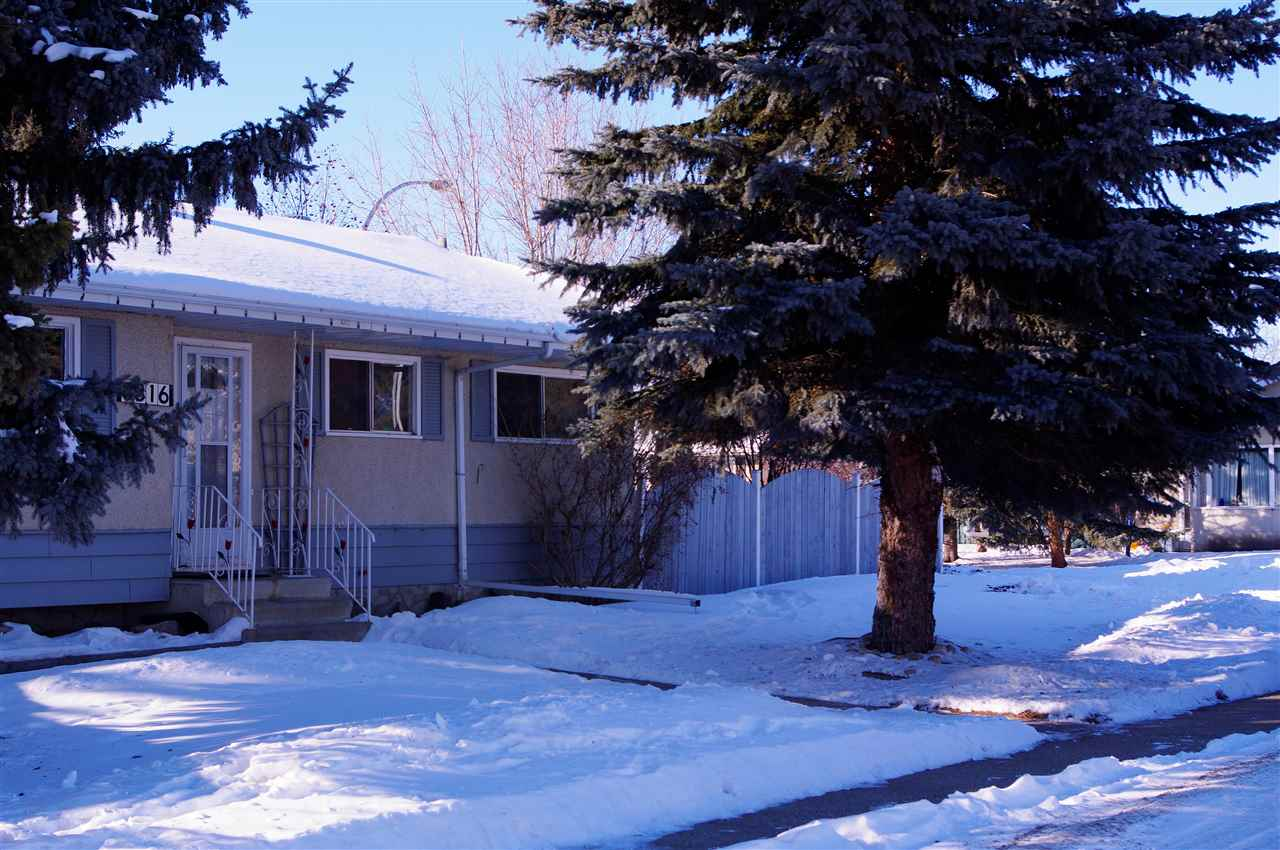 MLS® listing #E4147711 for sale located at 8316 171 Street