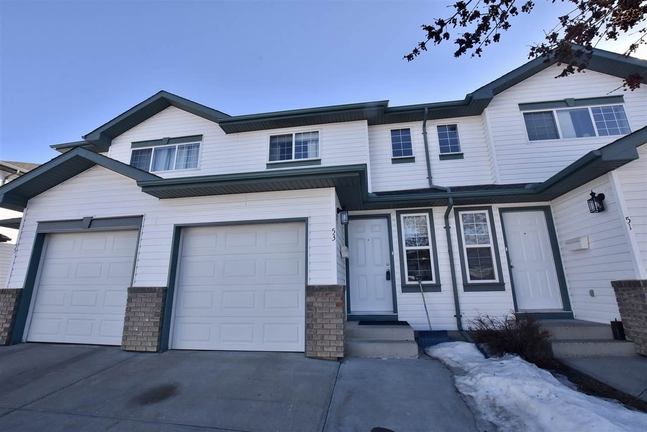 MLS® listing #E4147715 for sale located at 53 16823 84 Street