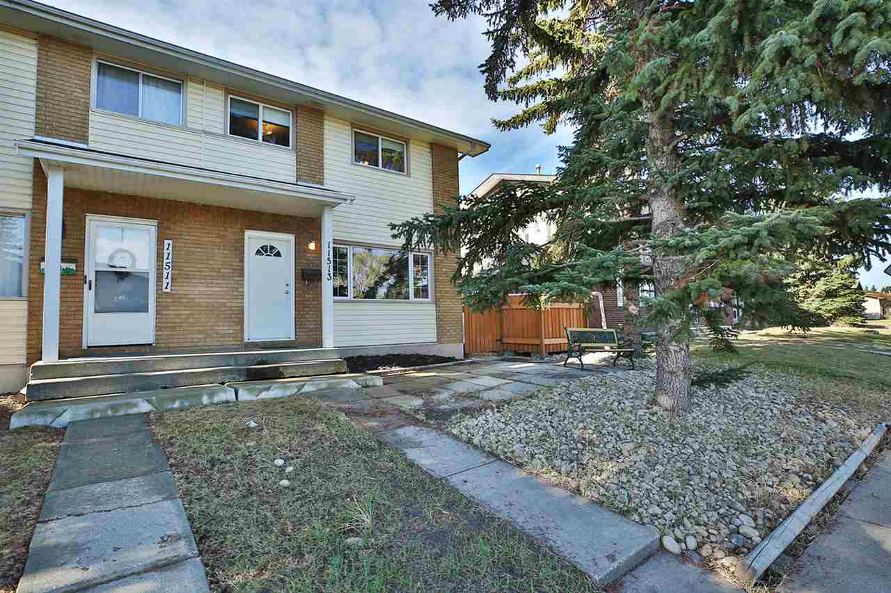 MLS® listing #E4147717 for sale located at 11513 40 Avenue