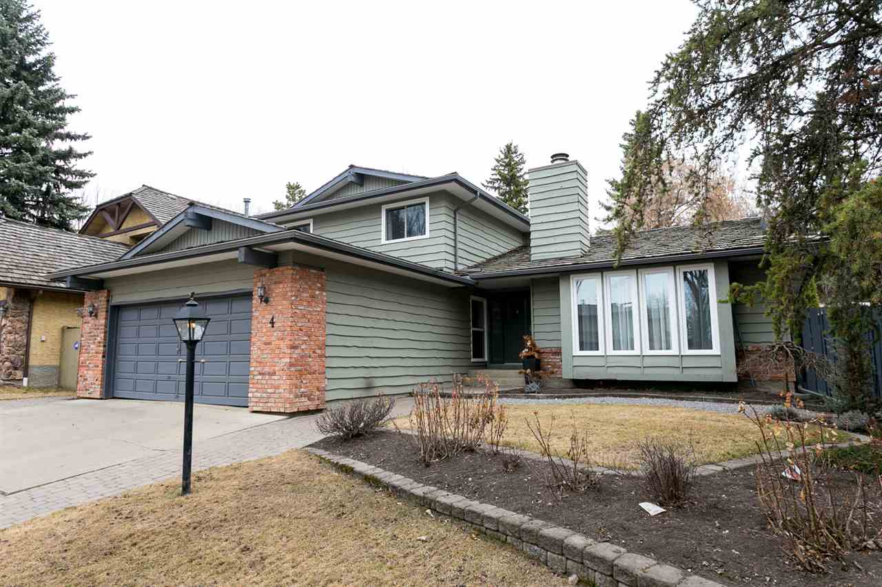 MLS® listing #E4147718 for sale located at 4 Berrymore Drive