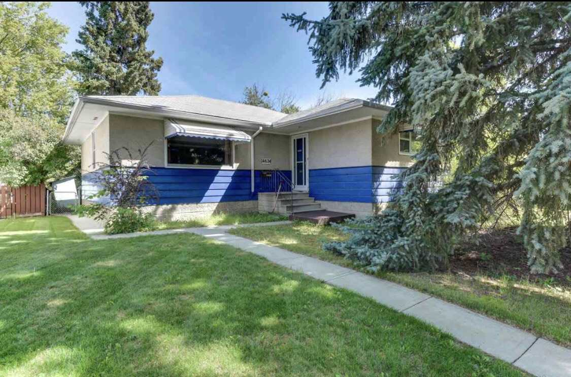 MLS® listing #E4147722 for sale located at 14624,14626 93 Avenue