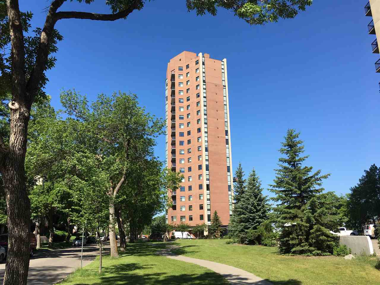 MLS® listing #E4147730 for sale located at 401 10035 SASKATCHEWAN Drive
