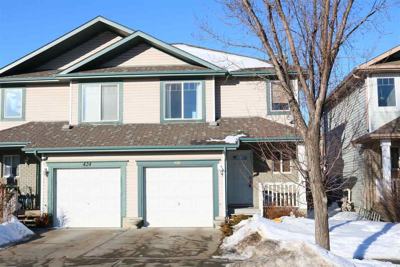 MLS® listing #E4147739 for sale located at 422 119 Street