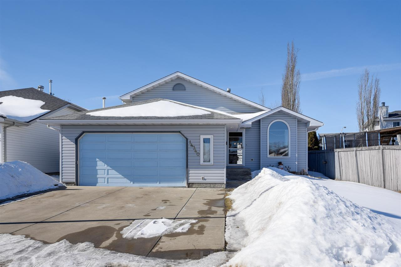MLS® listing #E4147747 for sale located at 14340 128 Street