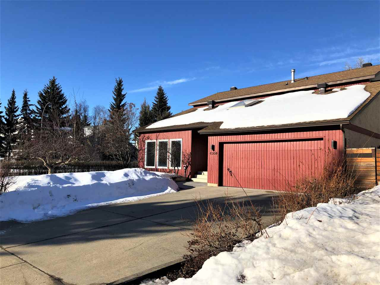 MLS® listing #E4147756 for sale located at 4304 148 Street
