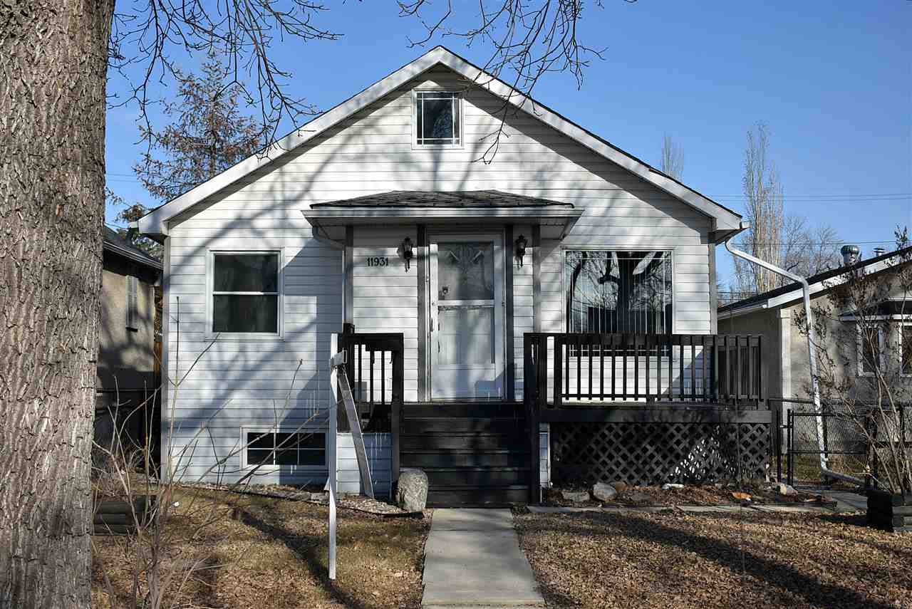 MLS® listing #E4147762 for sale located at 11931 96 Street