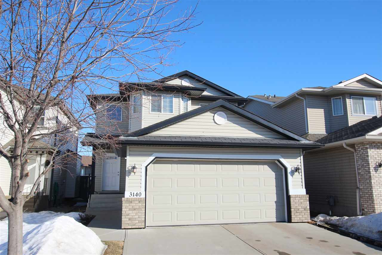 MLS® listing #E4147781 for sale located at 3140 25 Avenue