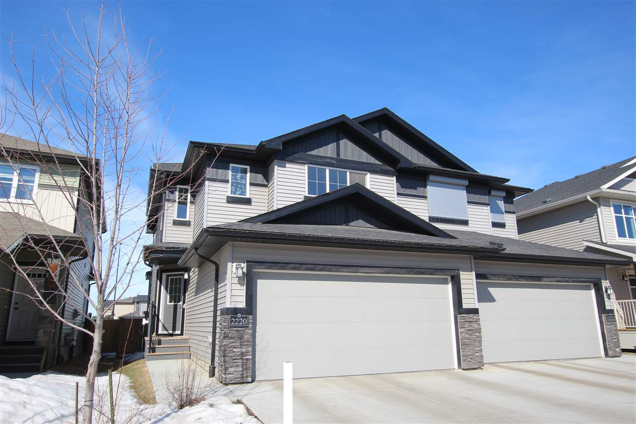 MLS® listing #E4147797 for sale located at 2220 CASEY Crescent
