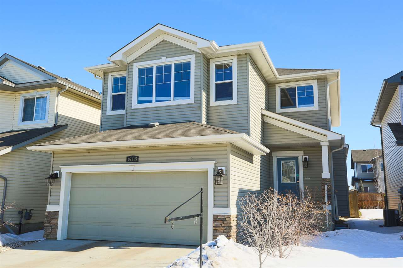 MLS® listing #E4147831 for sale located at 16115 138 st