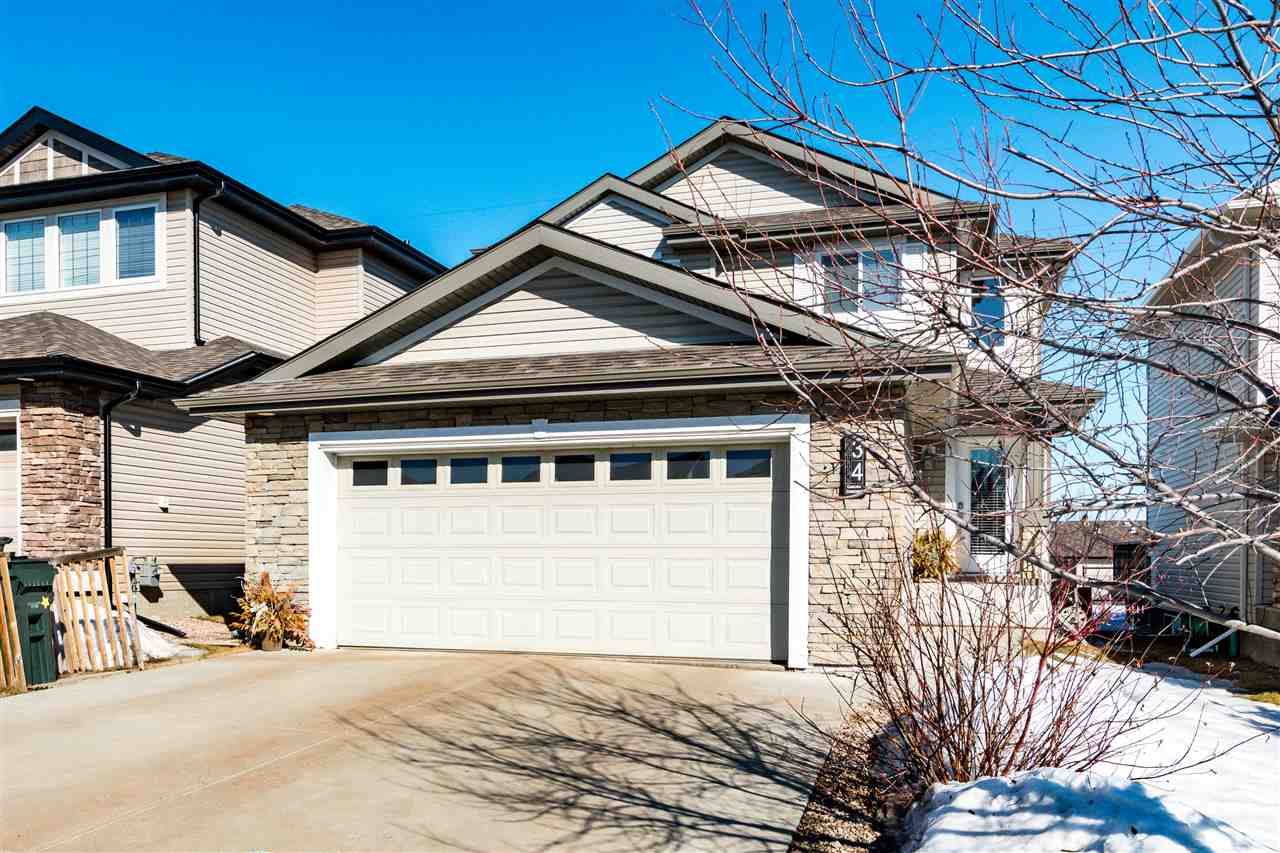 MLS® listing #E4147868 for sale located at 34 Cascade Crescent