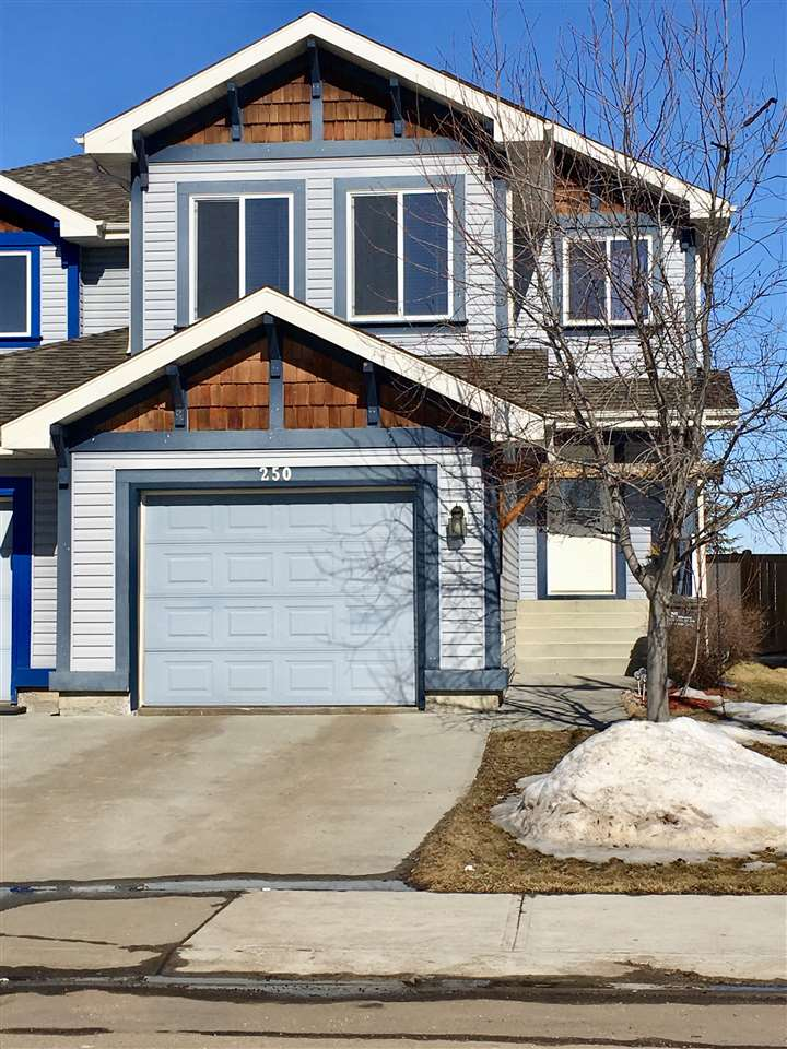MLS® listing #E4147881 for sale located at 250 SUMMERTON Crescent