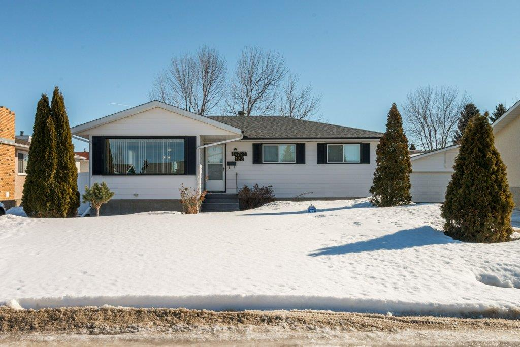 MLS® listing #E4147885 for sale located at 14723 122 Street