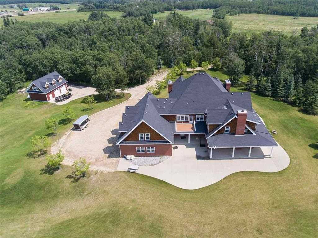 MLS® listing #E4147892 for sale located at 52364 Rng Rd 220 Road