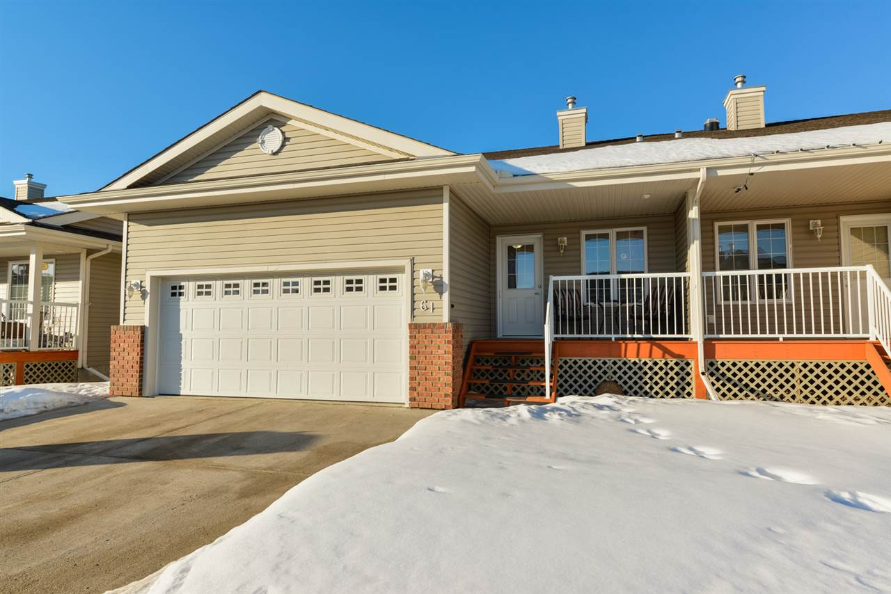 MLS® listing #E4147900 for sale located at #61 8602 Southfor Drive