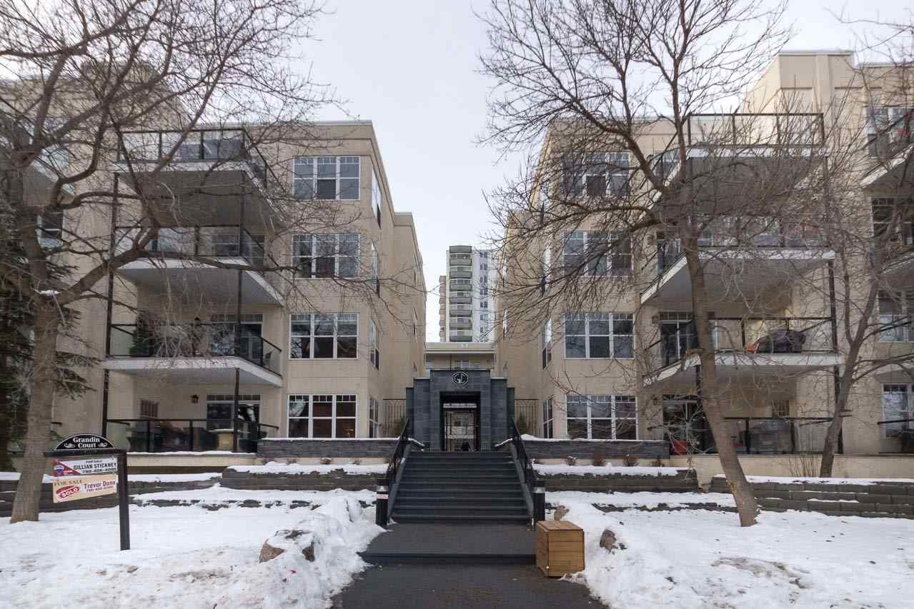 MLS® listing #E4147907 for sale located at 406 9828 112 Street
