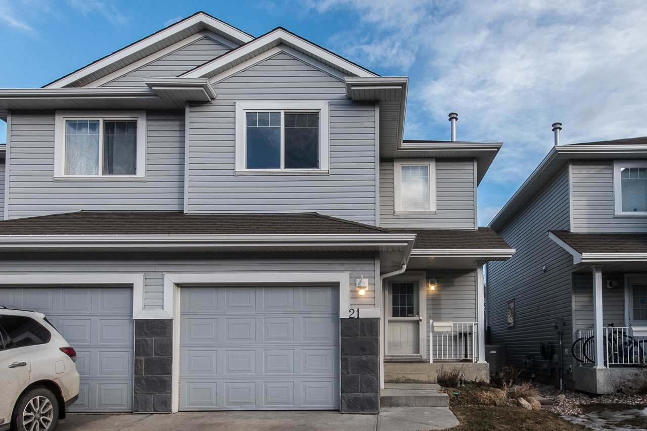 MLS® listing #E4147910 for sale located at 21 2021 GRANTHAM Court