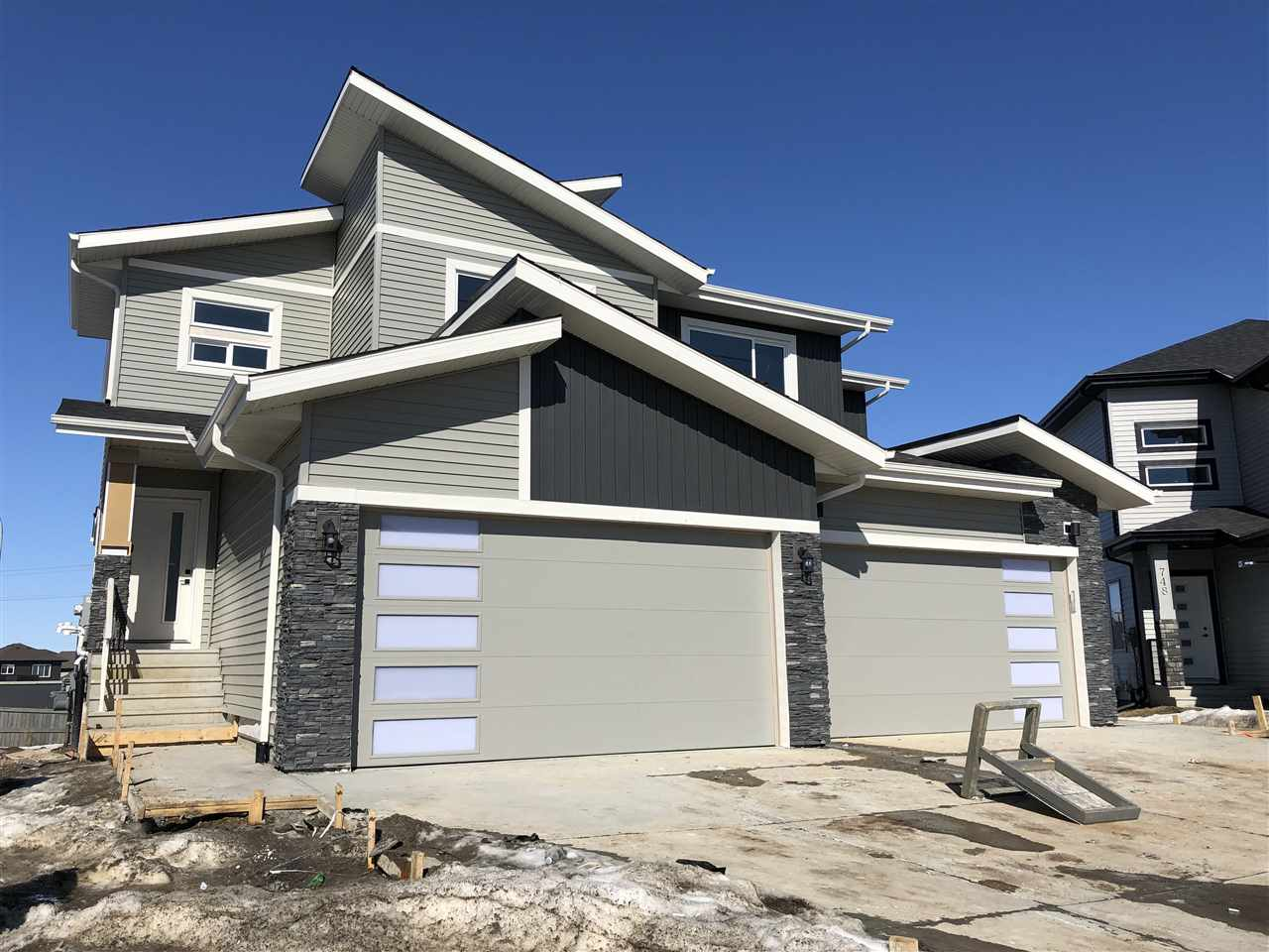 MLS® listing #E4147915 for sale located at 744 Berg Loop