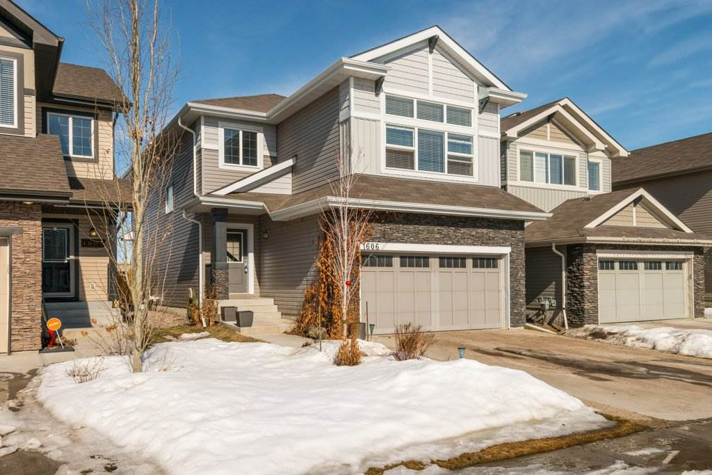 MLS® listing #E4147921 for sale located at 1606 CHAPMAN Way