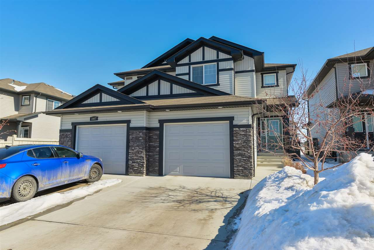 MLS® listing #E4147948 for sale located at 3945 6 Street