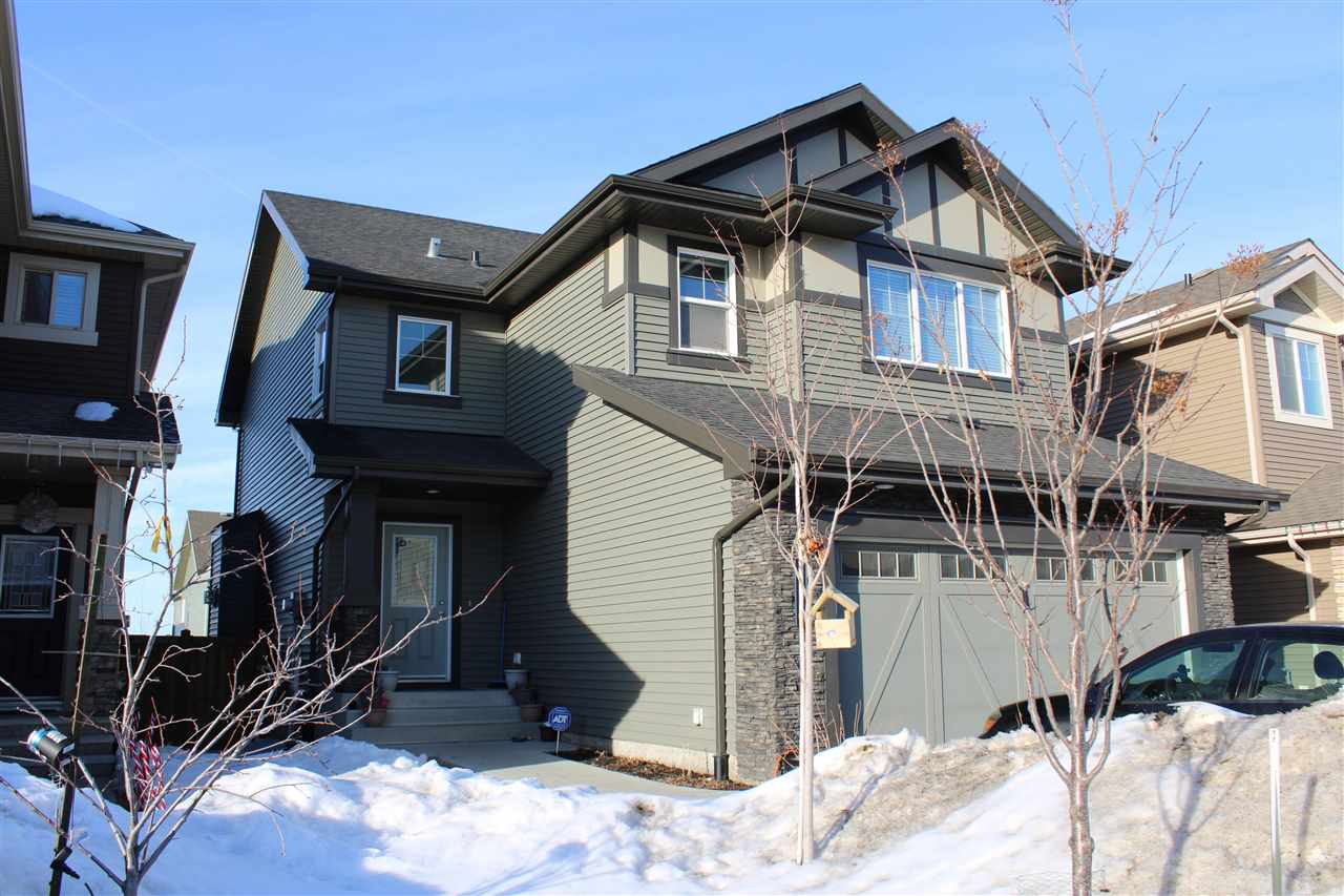 MLS® listing #E4147953 for sale located at 3316 WEIDLE Way