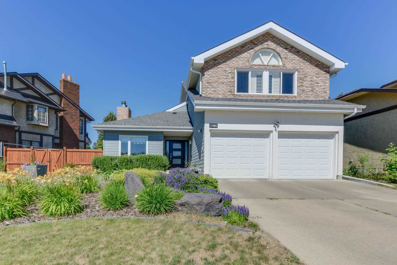 MLS® listing #E4147970 for sale located at 17404 53 Avenue